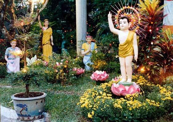 Thiền viện vạn hạnh 716 nguyễn kiêm tphcm