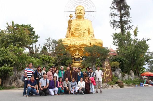 Thiền viện Viện Vạn Hạnh có gì