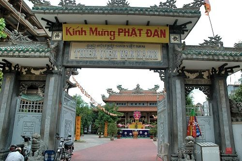 Thiền viện vạn hạnh dalat