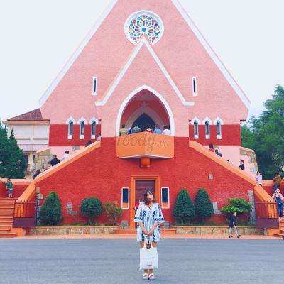Thuyết minh nhà thờ Domaine De Marie Đà Lạt