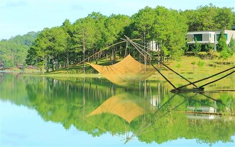 Thuyết minh về hồ Tuyền Lâm