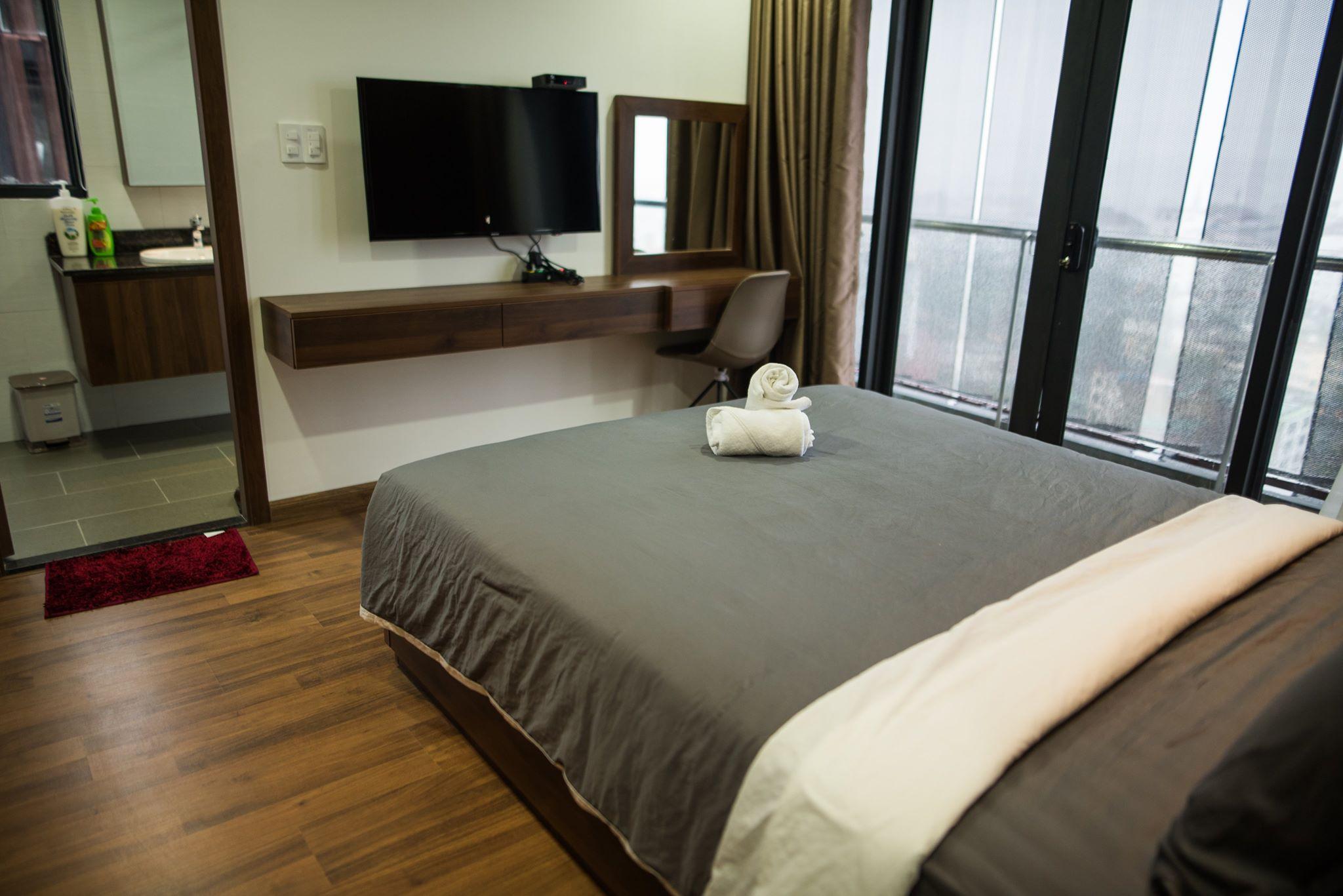 Bán căn hộ Đà Lạt Center