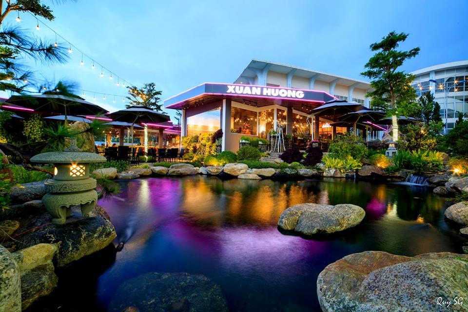 Địa chỉ quán cafe xuân hương Garden