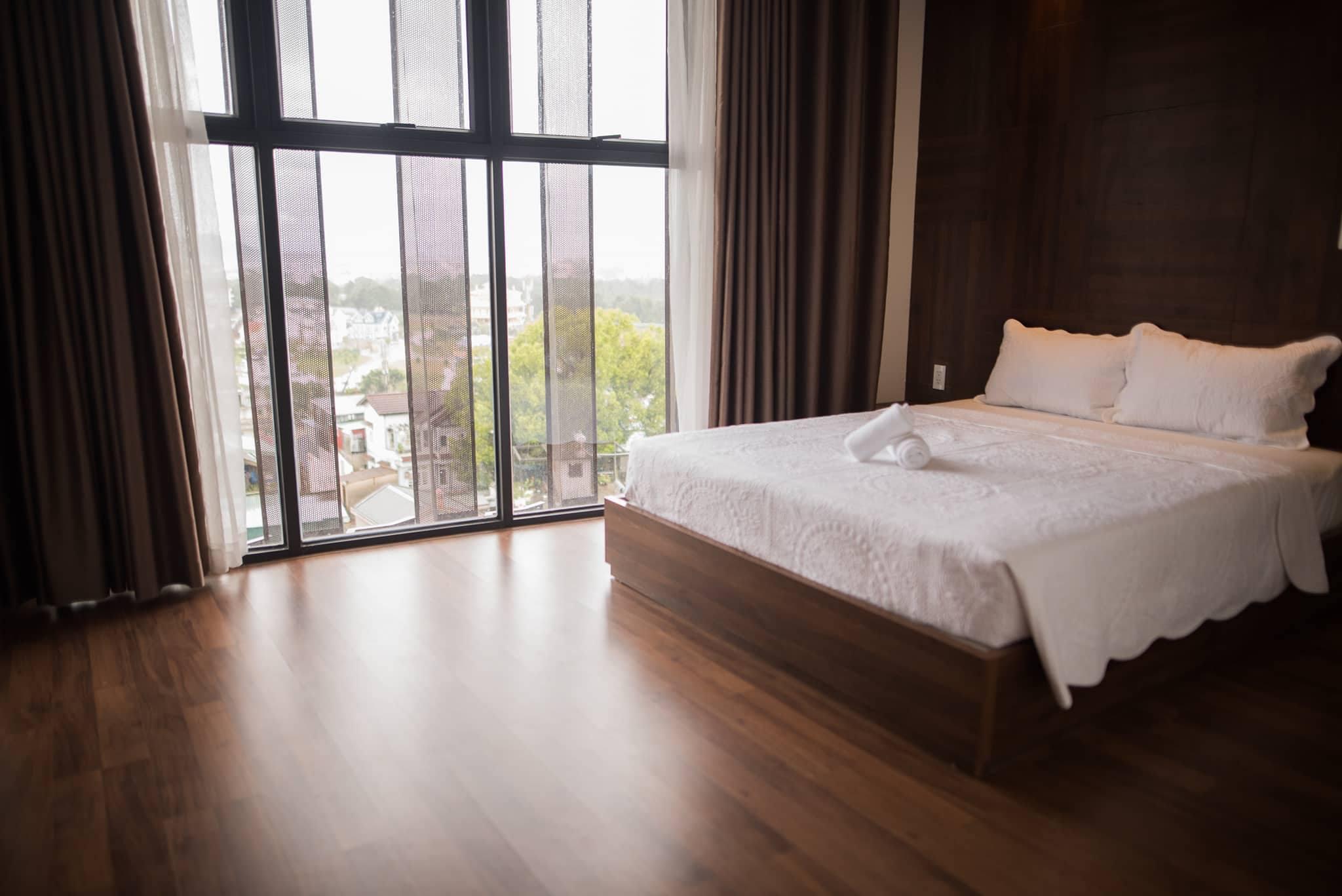 Giá căn hộ Đà Lạt Center