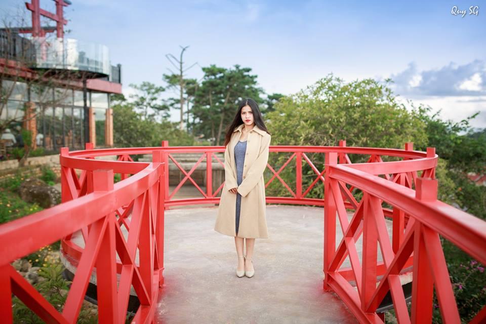 Review quán cafe Đà Lạt view