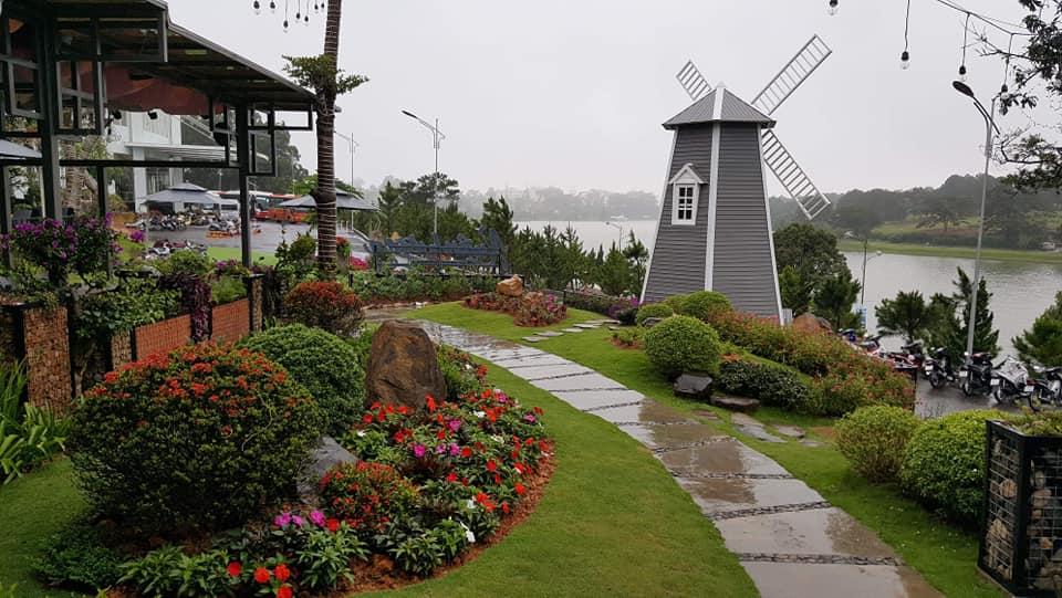 View ở xuân hương garden Đà Lạt