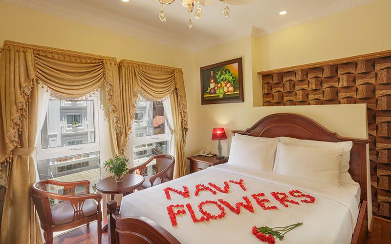 Đánh giá khách sạn navy flower Đà Lạt