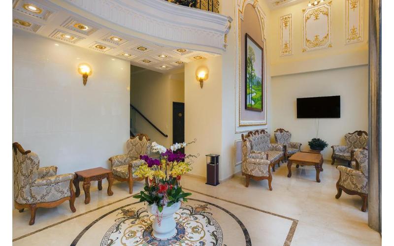 Địa chỉ khách sạn navy flower Đà Lạt