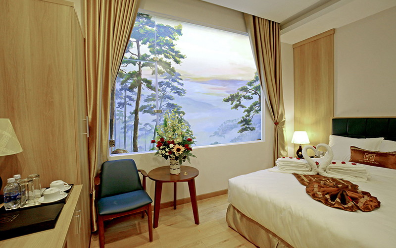 địa chỉ khách sạn Mai Thắng Đà Lạt