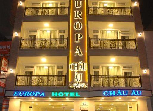 Khách sạn Châu Âu Đà Lạt