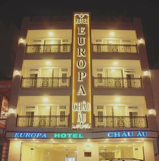Khách sạn Châu âu Đà Lạt Europa Hotel