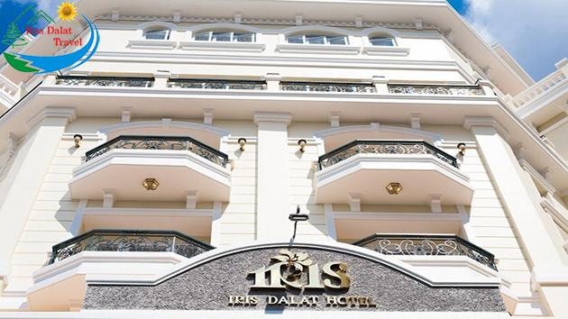 Khách sạn Đà Lạt ở đường phan Như Thạch
