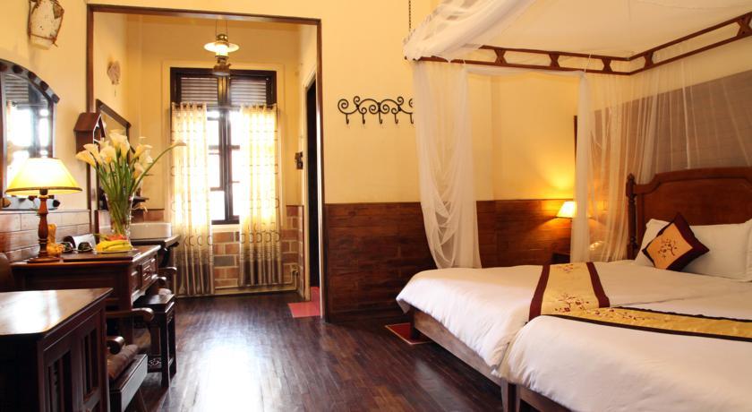 Khách sạn đường Phan Như Thạch ở Đà Lạt