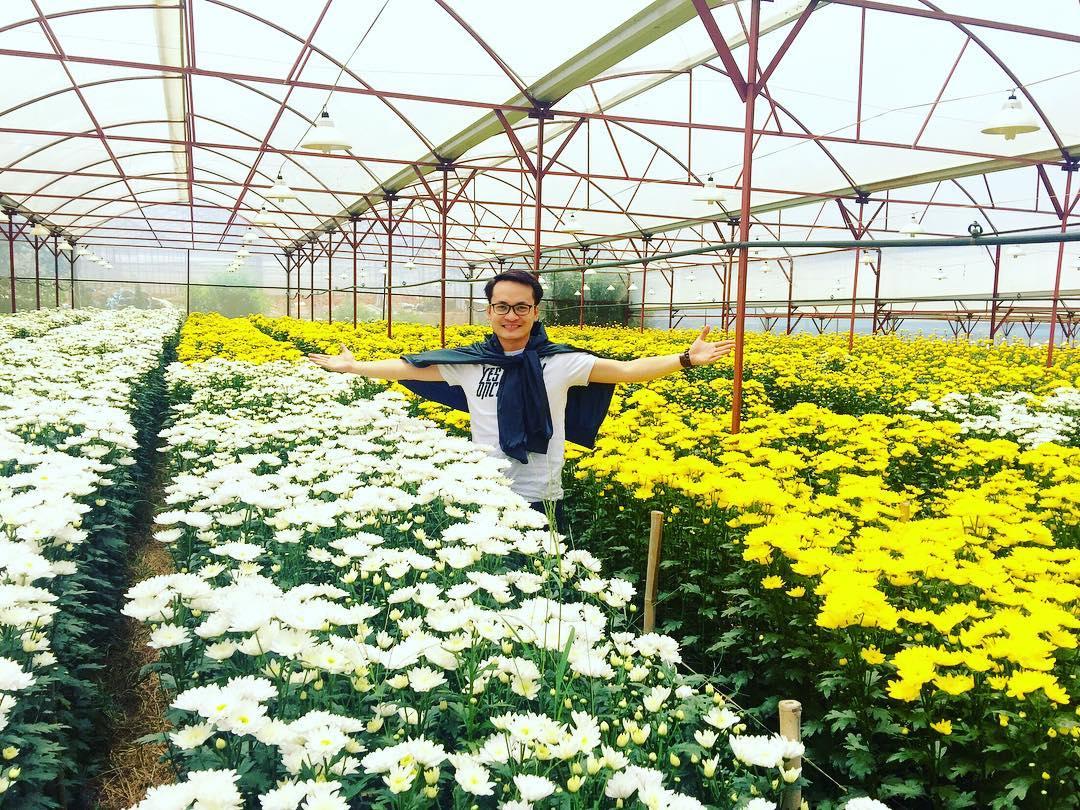 Làng hoa vạn thành Đà Lạt 2018