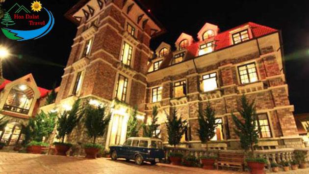 Nhà nghỉ đường Phan Như Thạch Đà Lạt