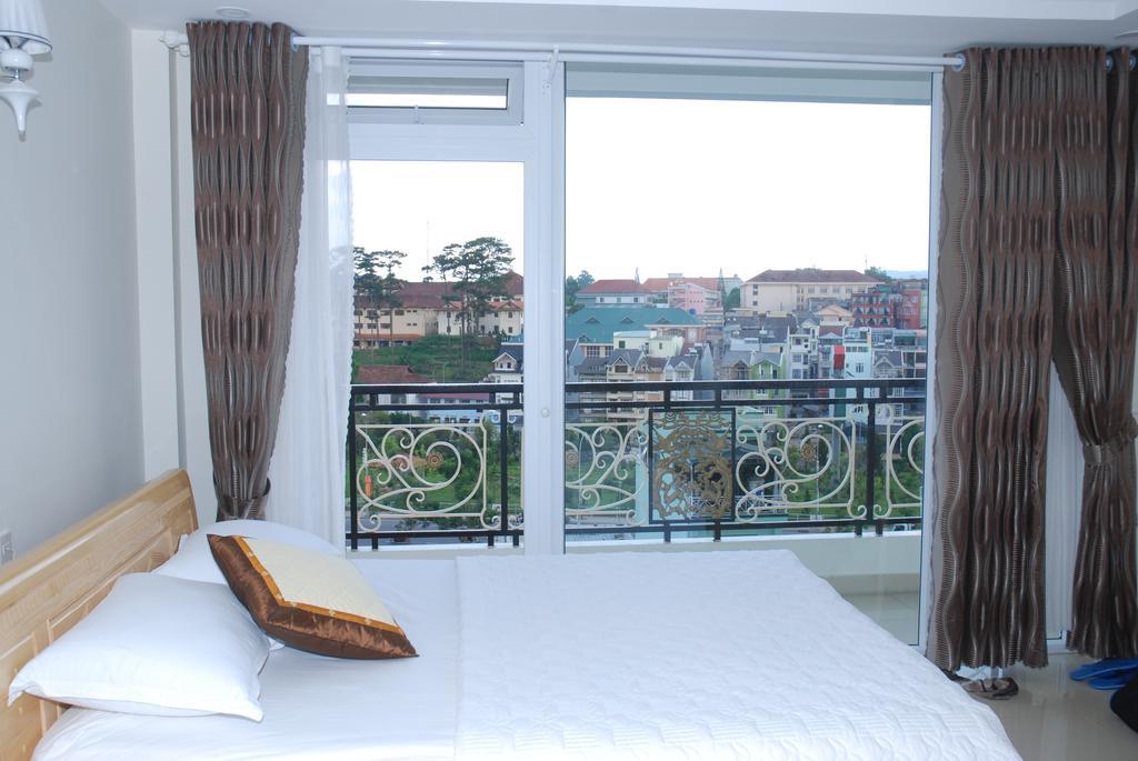 Phòng đôi khách sạn châu âu Đà Lạt