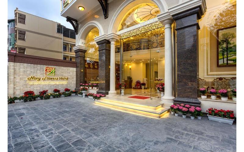Số điện thoại khách sạn Navy Flower Đà Lạt