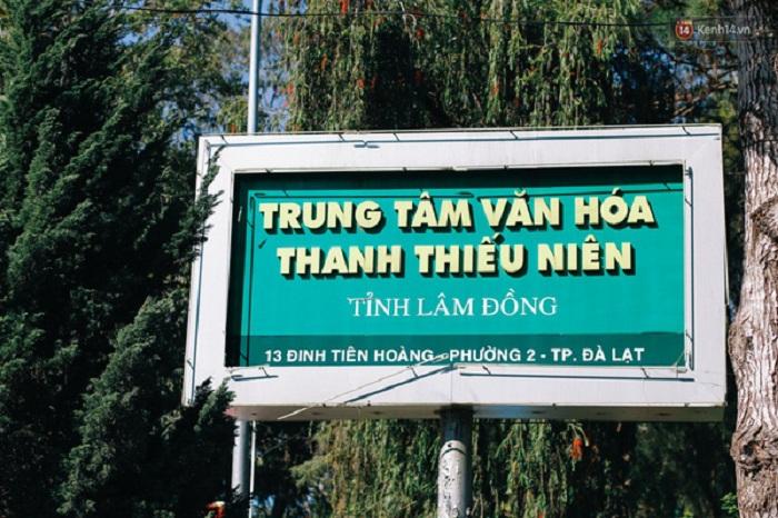 Trung tâm văn hóa thanh thiếu niên Đà Lạt