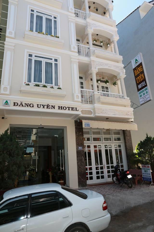 Khách sạn Đăng uyên Đà Lạt