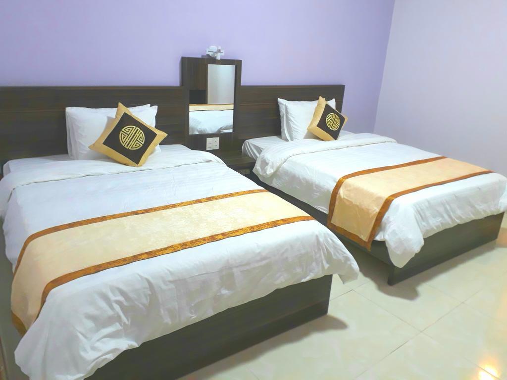 Phòng 4 người khách sạn Thông Vàng Đà Lạt