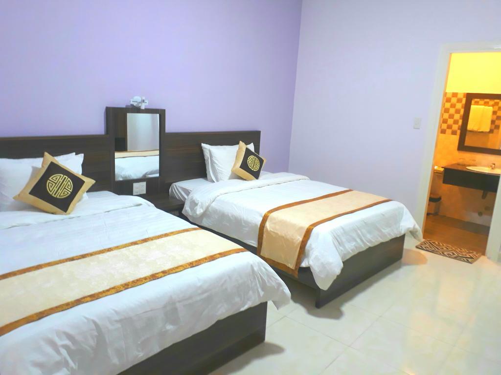 Phòng Deluxe 3 người khách sạn Thông Vàng 2 Đà Lạt