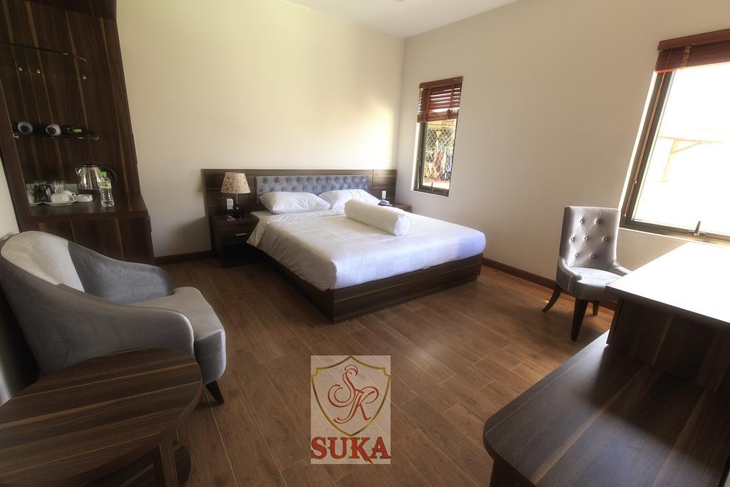 Phòng Deluxe khách sạn Thông Vàng 3 Đà Lạt
