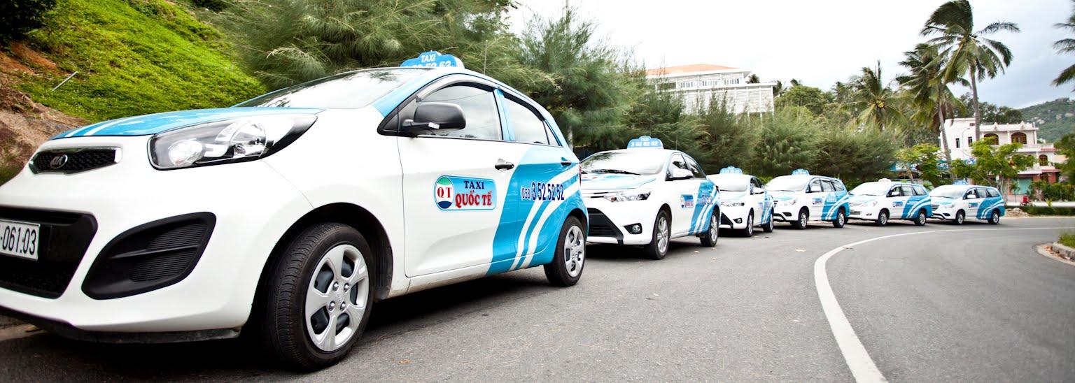 Số điện thoại taxi quốc tế
