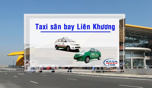 taxi liên khương Đà Lạt