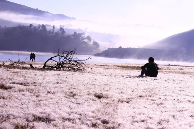 Tour đồi cỏ tuyết