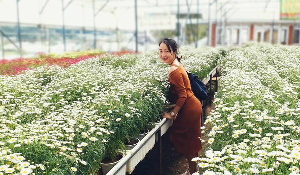 Tour langbiang làng hoa vạn thành Đà Lạt