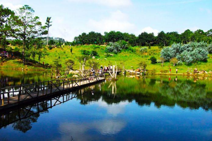 Tour langbiang thung lũng vàng đà lạt