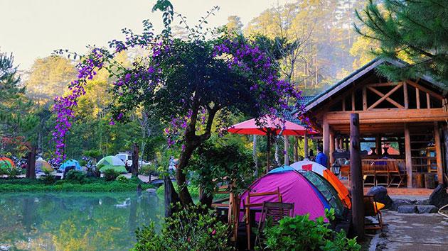 Tour ma rừng lữ quán Đà Lạt 1 ngày