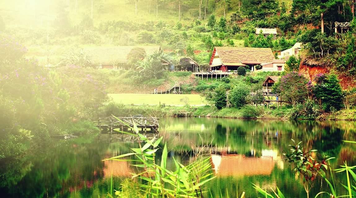 Tour ma rừng lữ quán làng cù Lần Đà Lạt