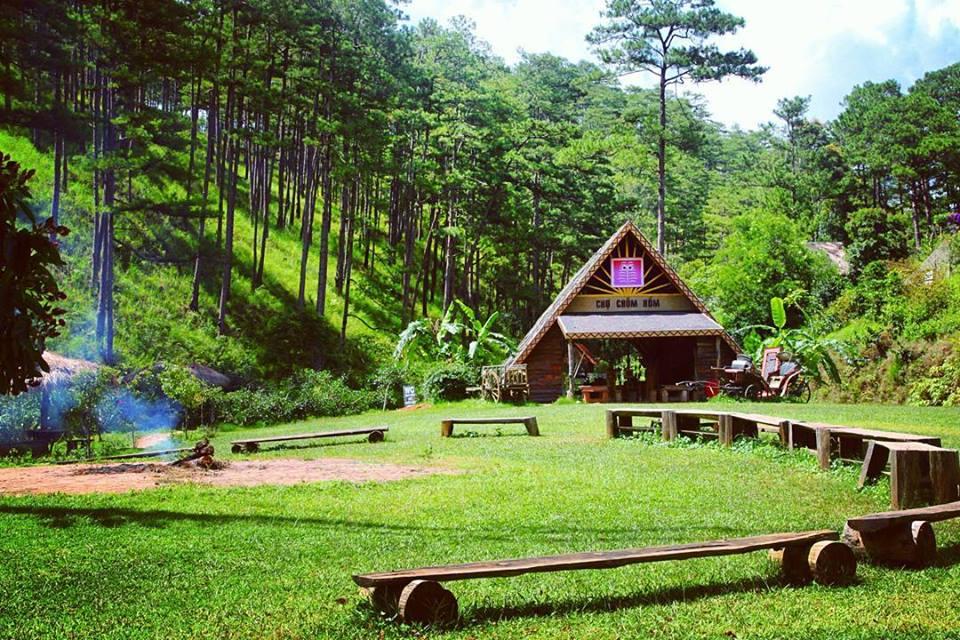 Tour tham quan ma rừng lữ quán Đà Lạt