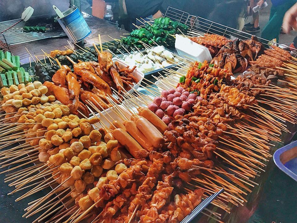 ăn gì khi đi chơi ngon nhất