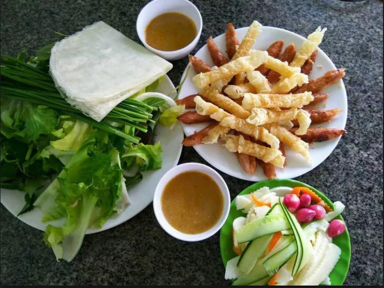 Các món ăn ngon tại Đà Lạt