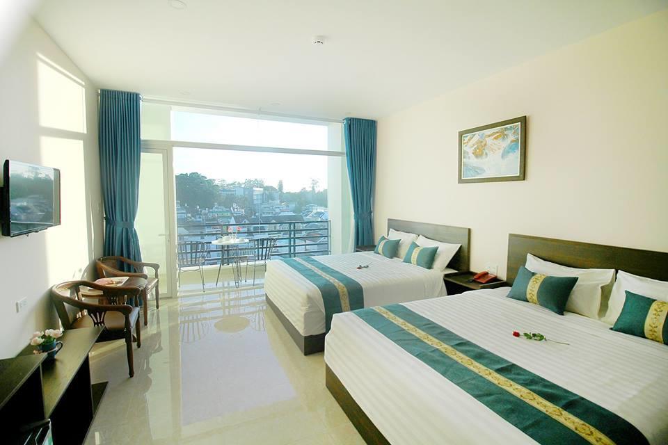 Địa chỉ khách sạn Đà Lạt ecogreen