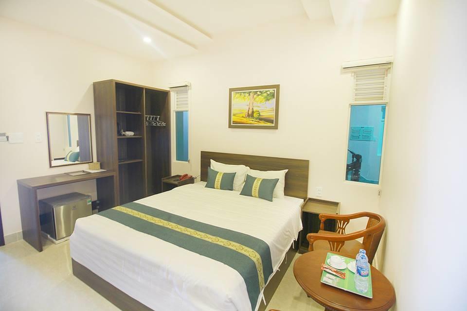 Phòng 2 người khách sạn Đà Lạt Ecogreen