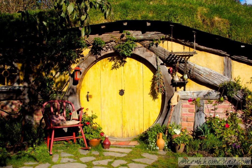 hobbit ở Đà Lạt 3 sao