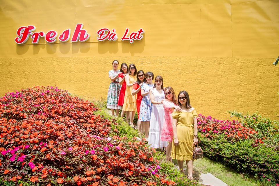 đi fresh Đà Lạt