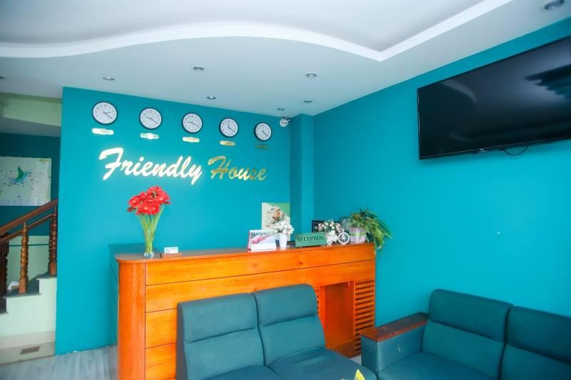 friendly house ngôi nhà thân thiện Đà Lạt