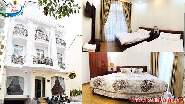 Khách sạn 2 3 sao ở Đà Lạt