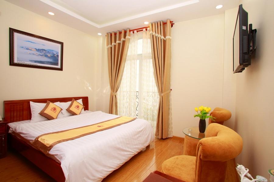 Khách sạn 2 sao đường Bùi Thị Xuân Đà Lạt