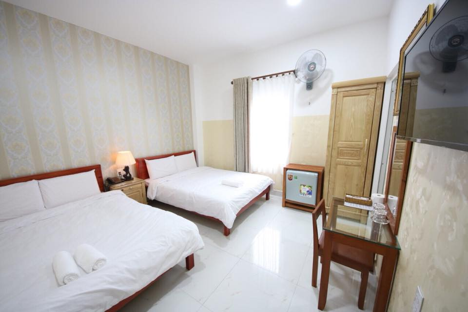 Khách sạn 2 sao Thảo Trâm Đà Lạt
