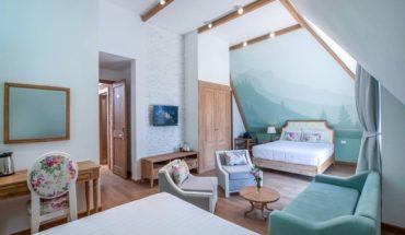 Khách sạn 3 sao DaLat De Charme Village