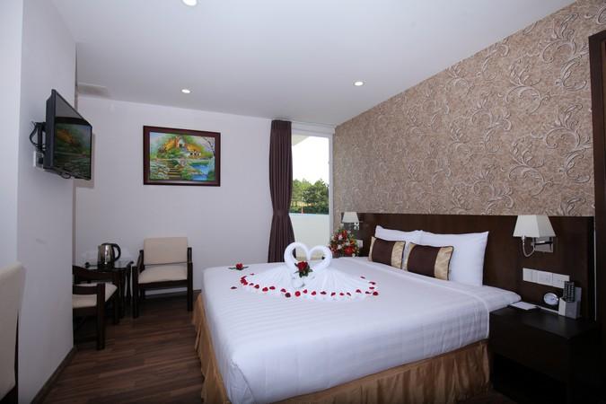 Khách sạn 3 sao Đà Lạt đang giảm giá