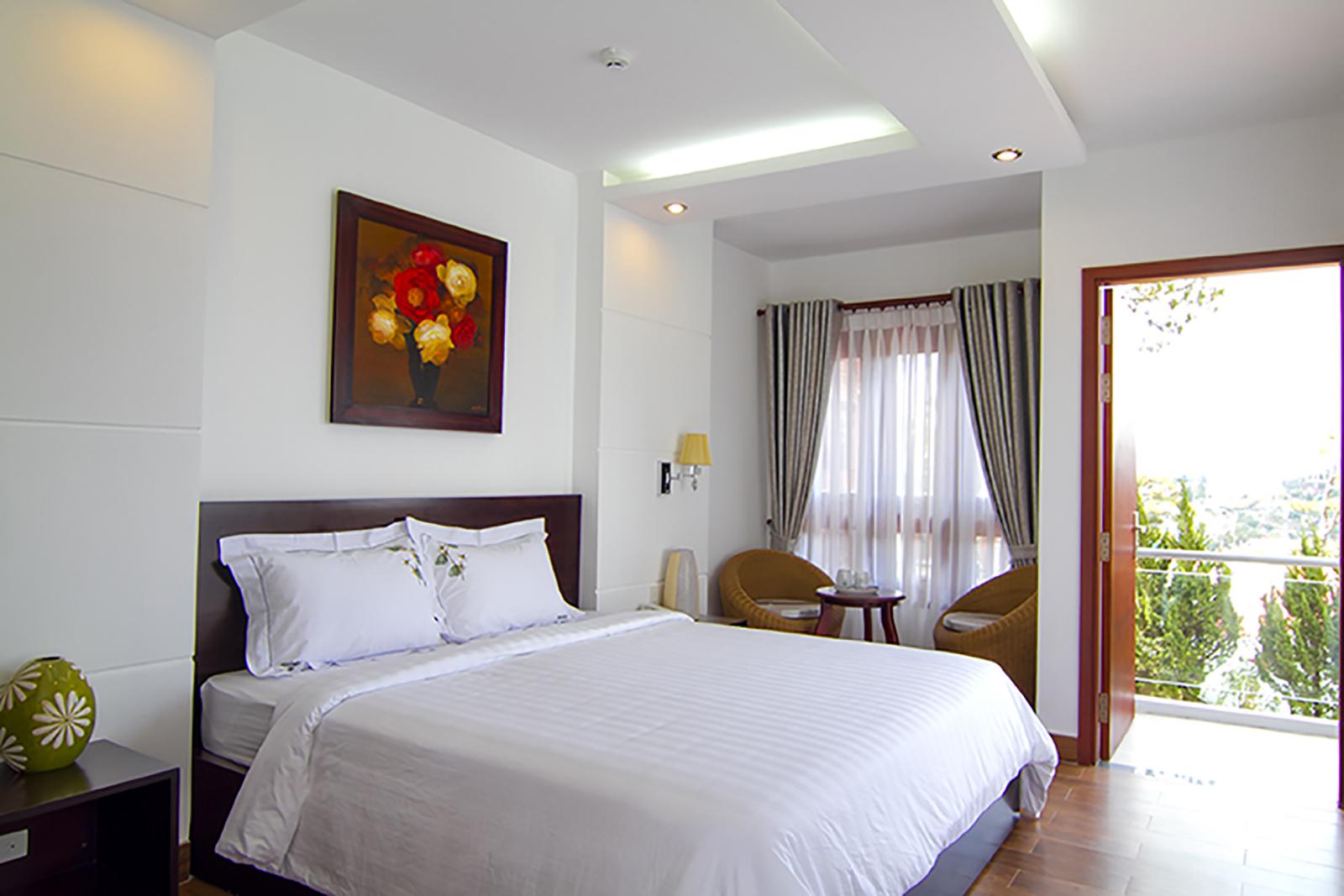 Khách sạn 3 sao Đà Lạt đường Bùi Thị Xuân