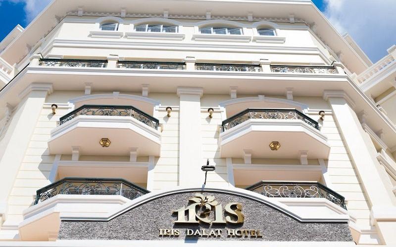 Khách sạn 3 sao iris Đà Lạt