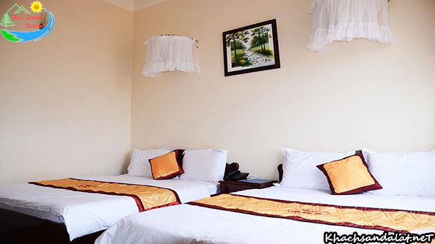 Khách sạn 3 sao Kim Tâm An Đà Lạt