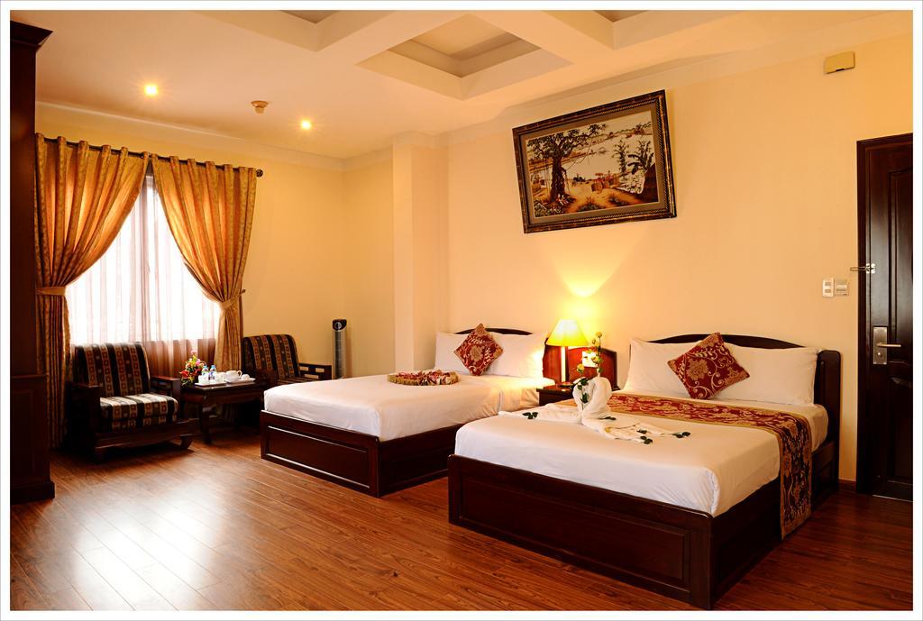 Khách sạn 3 sao Mai Vàng Đà Lạt